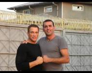 Jean-Claude Van Damme - Six bullets production (the Butcher)